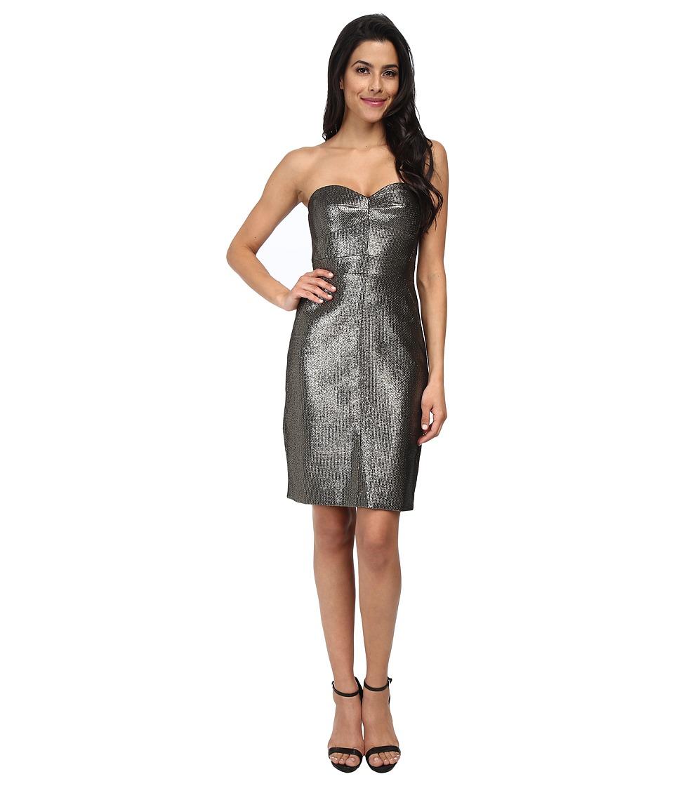 Trina Turk Volare Dress (Gold) Women's Dress