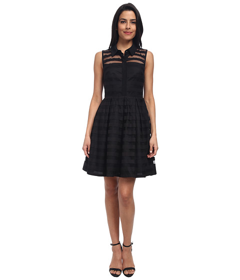 Trina Turk - Ashley Dress (Black) Women's Dress