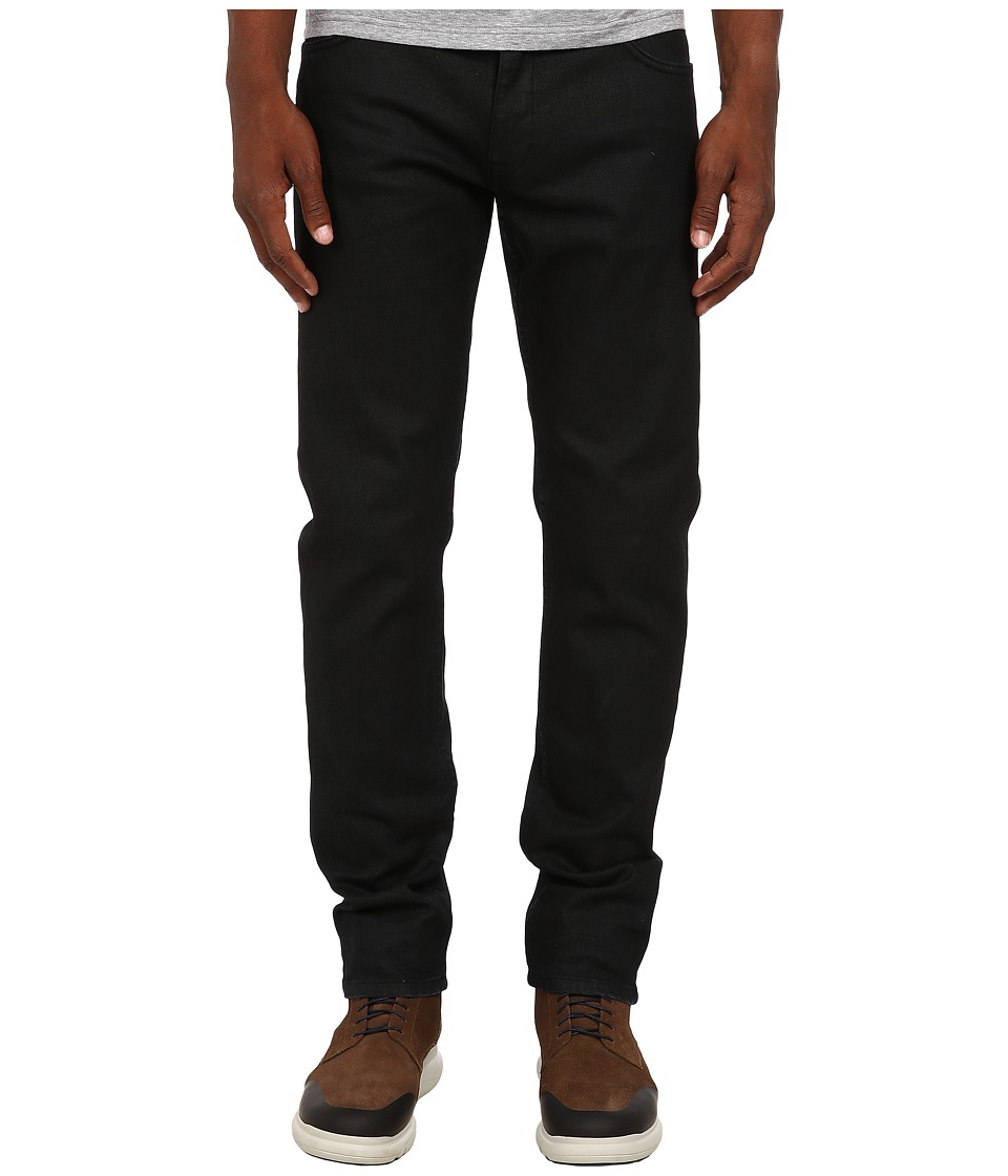 HELMUT LANG - Dark Indigo Blue Ash Straight Leg Jean (Dark Indigo) Men