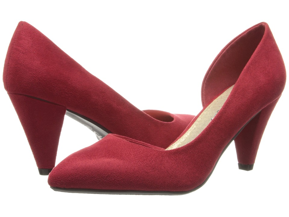 CL By Laundry Angelina (Chili Red) High Heels