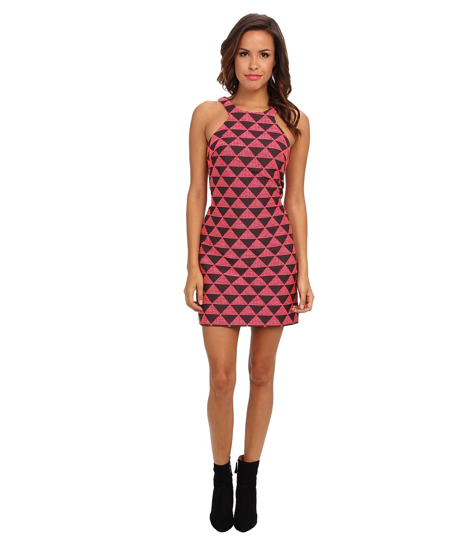 Trina Turk - Aptos Dress (Hot Pink) Women's Dress
