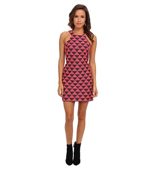 Trina Turk - Aptos Dress (Hot Pink) Women's Dress