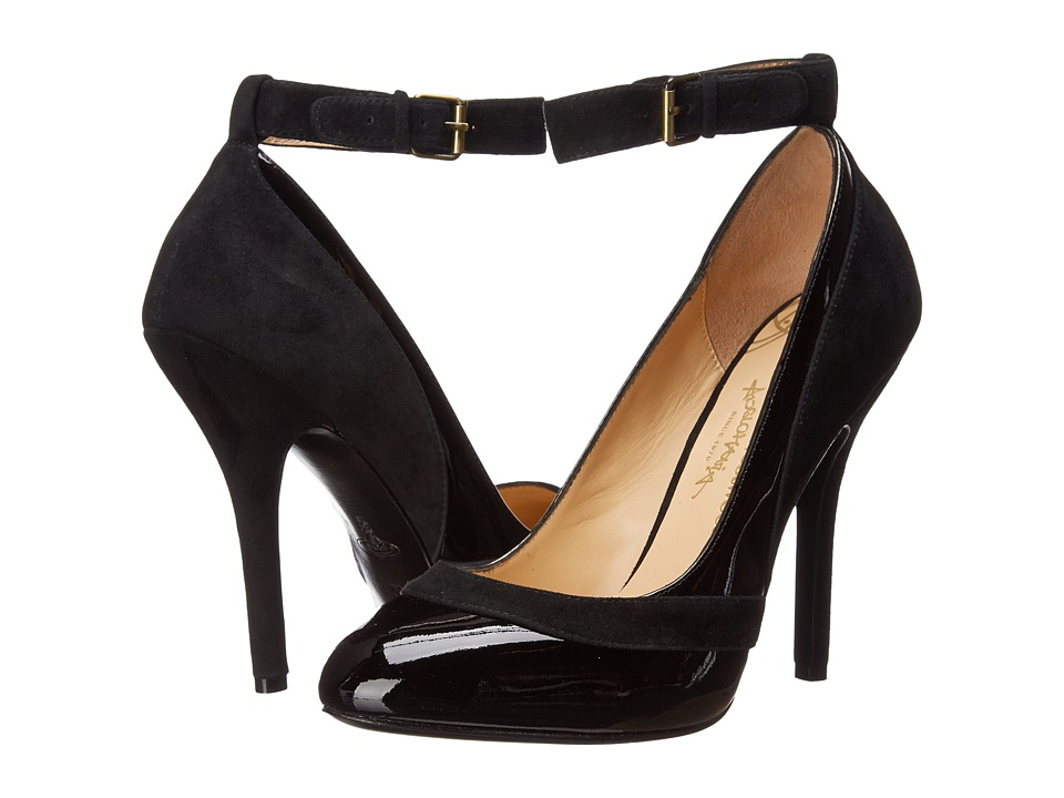 Vivienne Westwood - Honey (Black) Women's Shoes