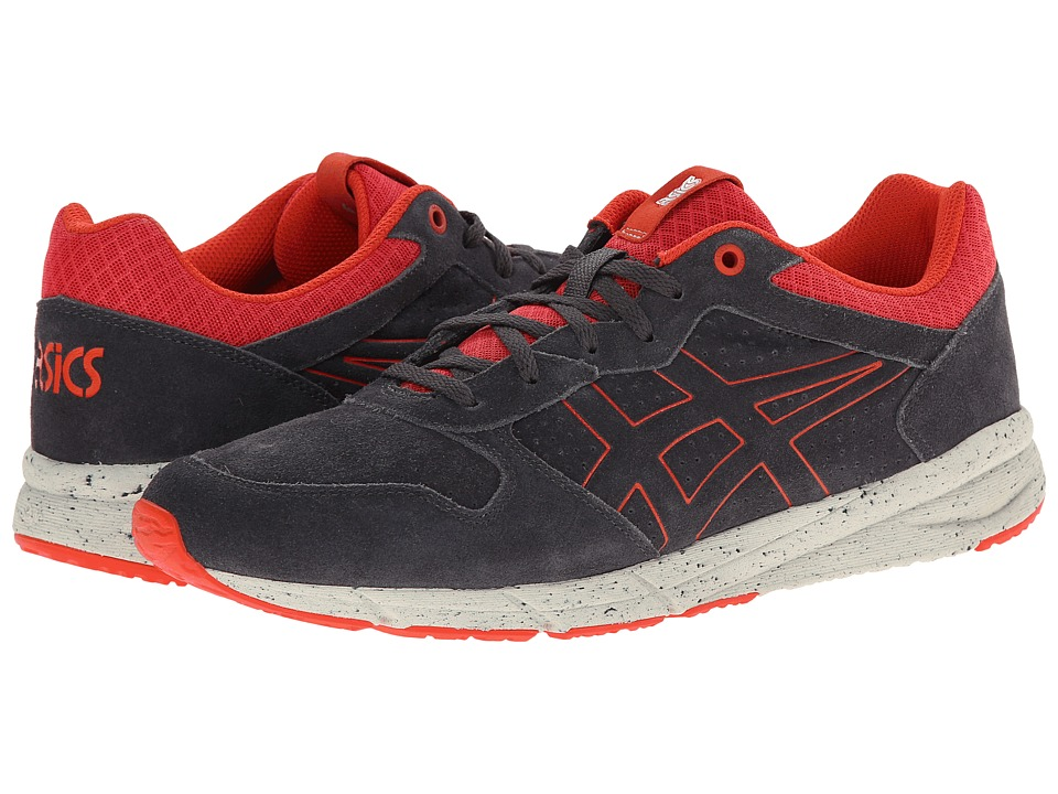 Onitsuka Tiger by Asics - Shaw Runner (Dark Grey/Dark Grey) Men's Running Shoes