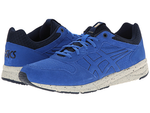 Onitsuka Tiger by Asics - Shaw Runner (Strong Blue/Strong Blue) Men