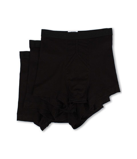 Jockey - Staycool Boxer Brief 3-Pack (Black) Men