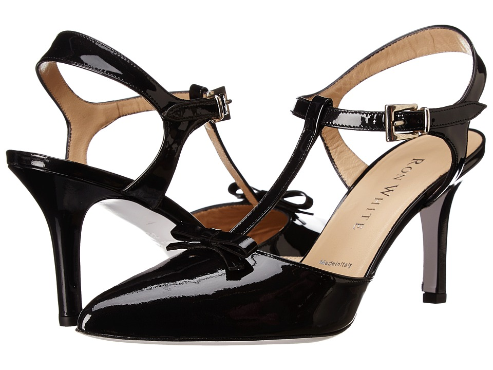 Ron White - Celine (Onyx) Women's Shoes