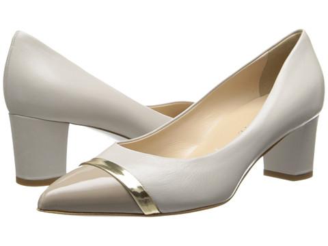 Ron White - Bonita (Nude/Platino) Women's Shoes