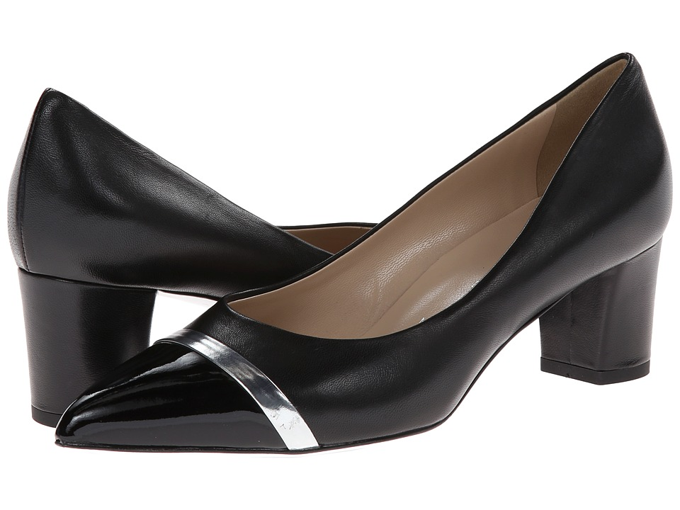 Ron White - Bonita (Onyx/Silver) Women's Shoes