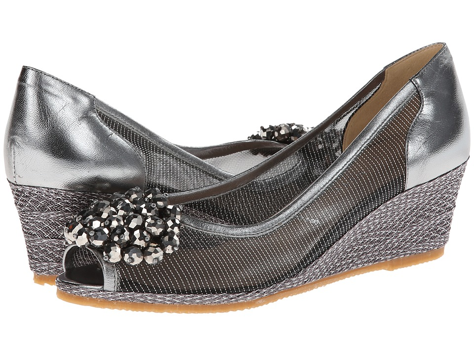 Ron White - Ritchie (Pewter) Women's Shoes