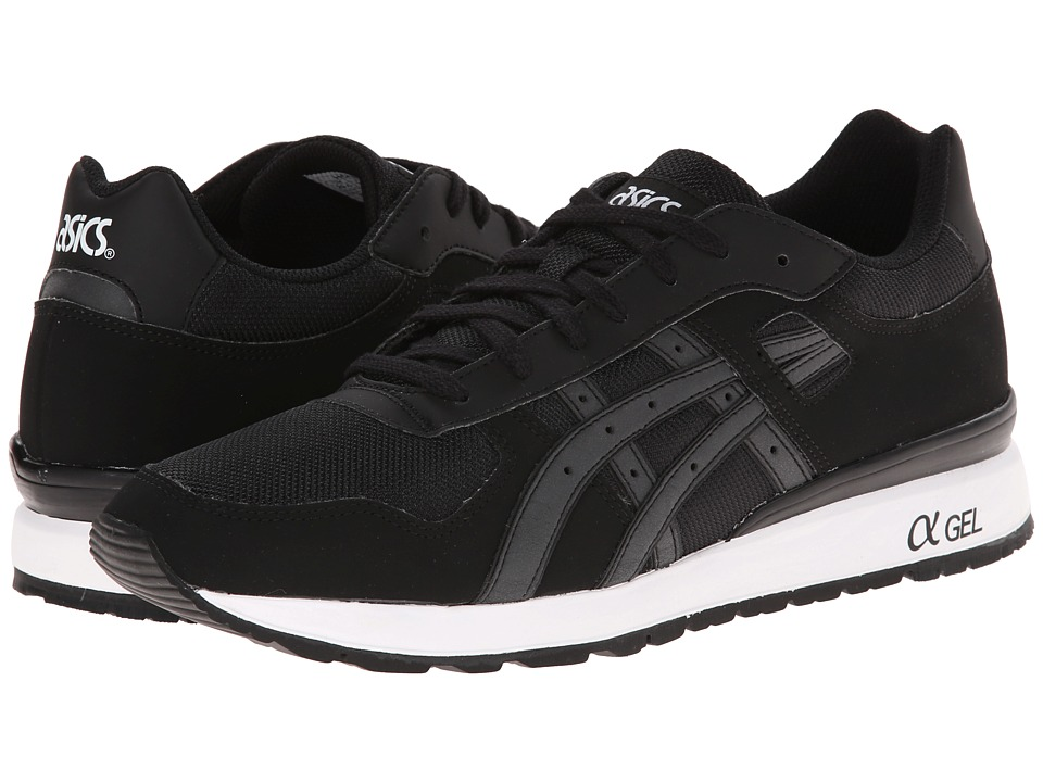 Onitsuka Tiger by Asics - GT-II (Black/Black) Men