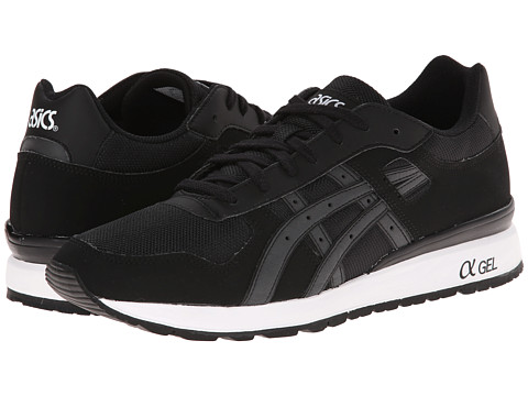 Onitsuka Tiger by Asics - GT-II (Black/Black) Men's Lace up casual Shoes