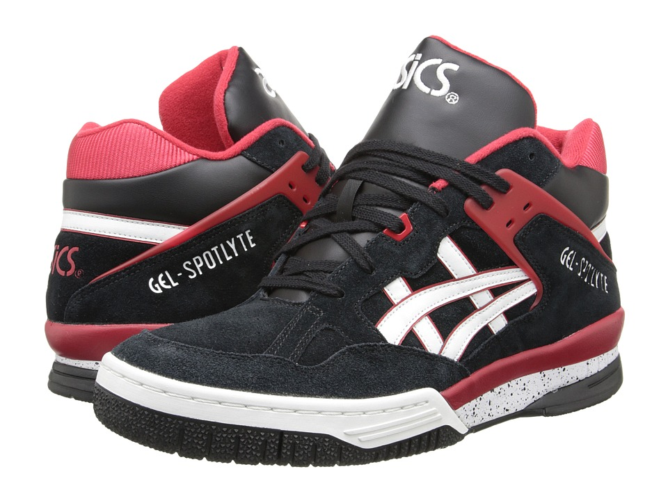 Onitsuka Tiger by Asics - Gel-Spotlyte (Black/White) Men's Running Shoes