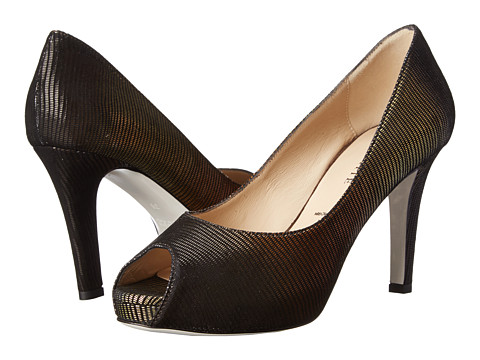 Ron White - Bonnie (Brown Combo) High Heels