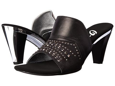 Onex - Brandie (Black/Silver) Women