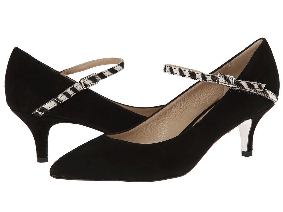 Ron White - Monique (Onyx/Zebra) Women's Shoes