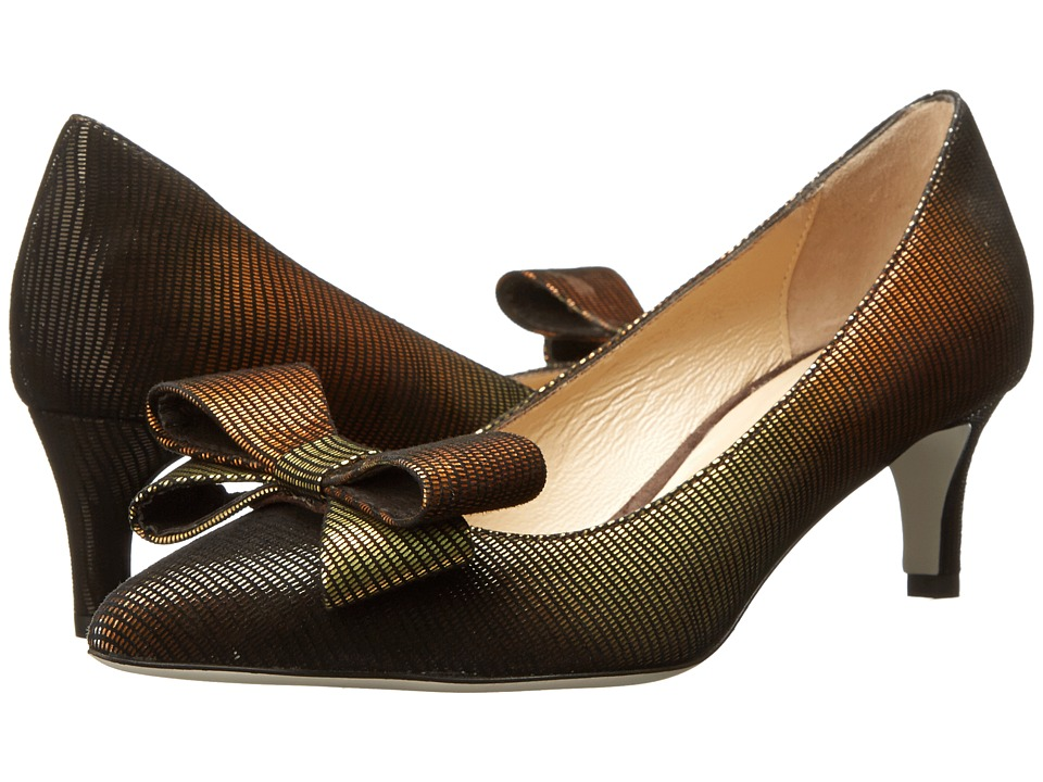 Ron White - Tess (Brown Combo) Women's Shoes