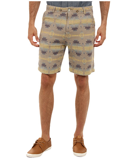 J.A.C.H.S. - Southwest Bermuda Short (Navy) Men's Shorts