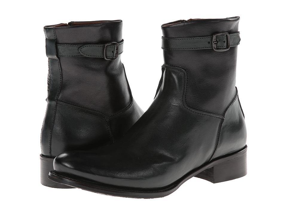 Ron White - Sayda (Pine/Onyx) Women's Zip Boots