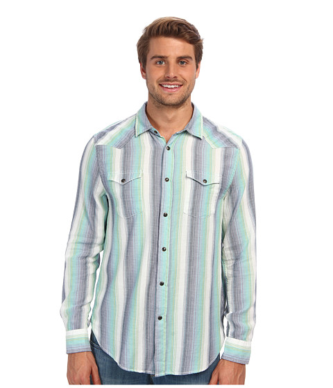 J.A.C.H.S. - South Western Shirt (Blue) Men