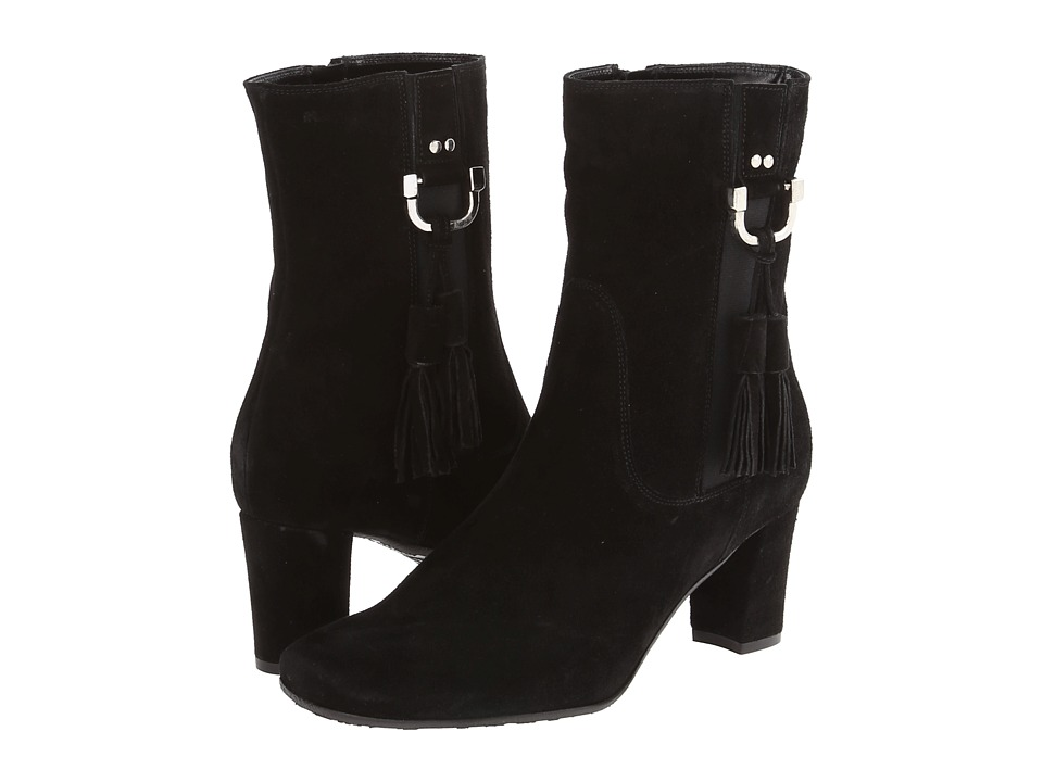 Ron White - Quinlan (Onyx) Women's Shoes