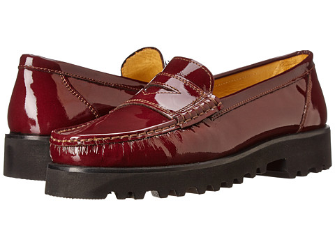 Ron White - Rita Penny (Wine) Women's Shoes