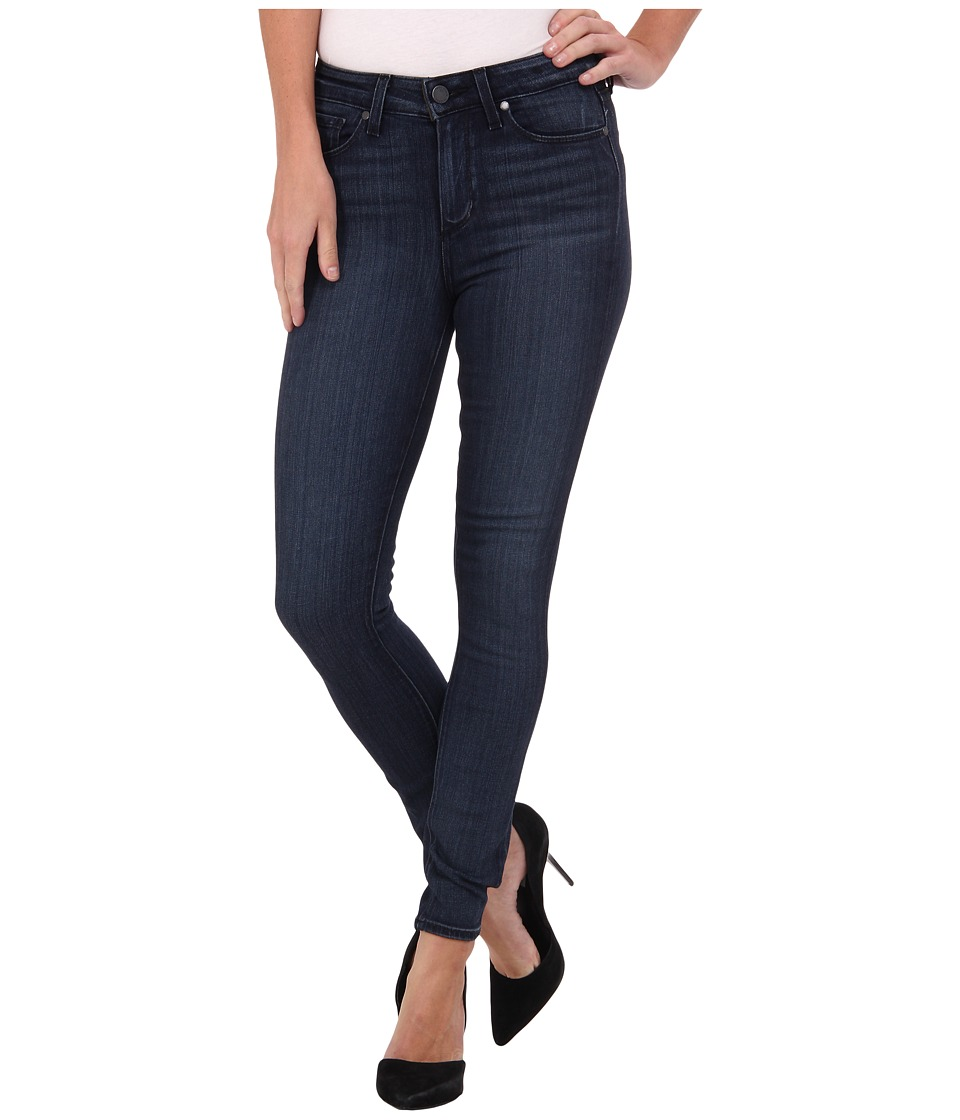 Paige - Hoxton Ankle in Valor (Valor) Women's Jeans