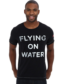 SALE! $18.99 - Save $11 on PUMA Flying Tee (Black) Apparel - 36.70% OFF $30.00