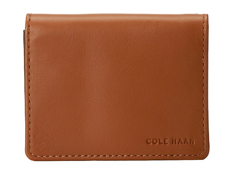 Cole Haan - Card Case (Luggage) Wallet