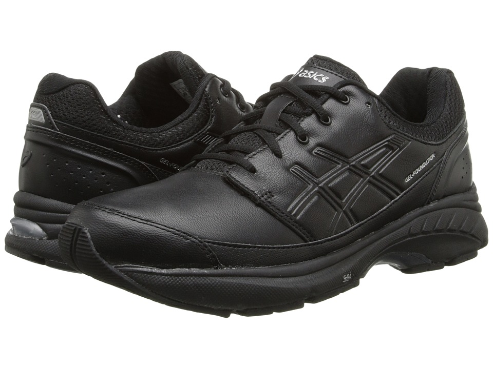 ASICS GEL-Foundation Workplace (Black/Onyx/Silver) Women