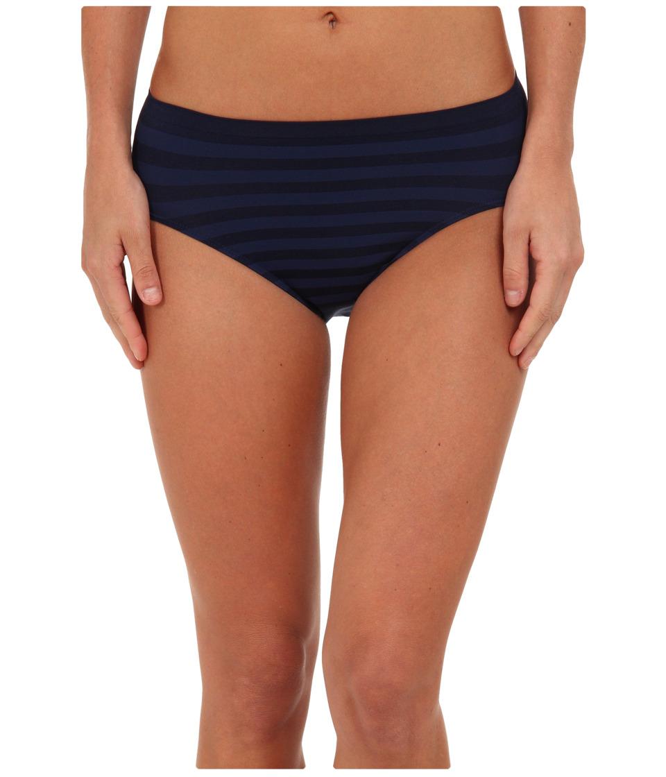 Jockey - Comfies Matte Shine Hi Cut (Just Past Midnight) Women's Underwear