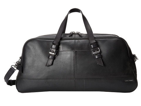 Cole Haan - Duffle (Black) Duffel Bags