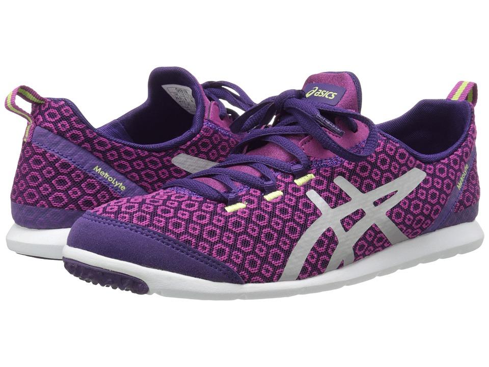 ASICS - Metrolyte Gem (Plum/Lightning/Limeade) Women's Shoes