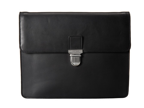 Cole Haan - Small Portfolio (Black) Briefcase Bags