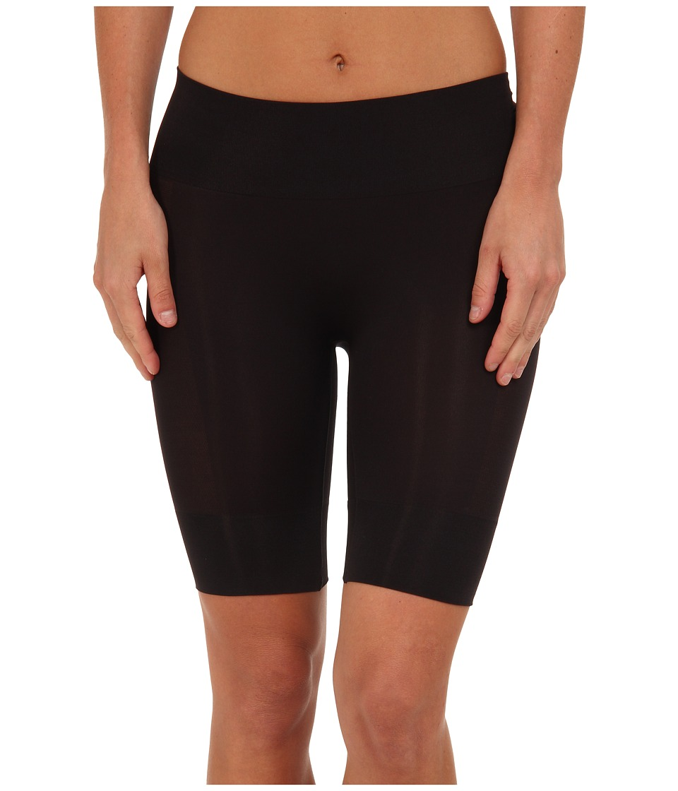 Jockey - Skimmies Wicking Slipshort (Black) Women's Underwear