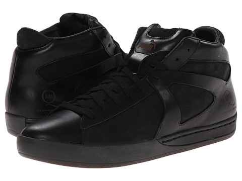 PUMA - McQ Climb Mid (Black) Men's Shoes