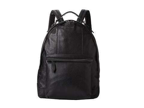 Cole Haan - Pebble Backpack (Black) Backpack Bags