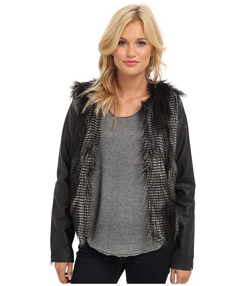 Volcom - Wild Abandon Jacket (Black) Women's Jacket