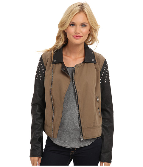Volcom - Pick Me Jacket (Olive) Women