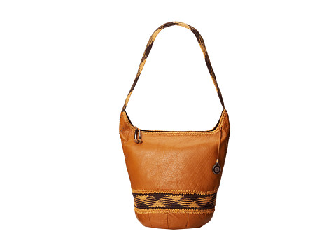 The Sak - Heritage Bucket (Ochre) Tote Handbags