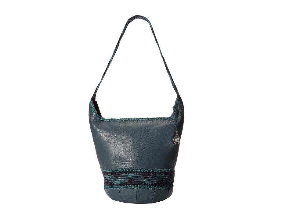 The Sak - Heritage Bucket (Vintage Blue) Tote Handbags