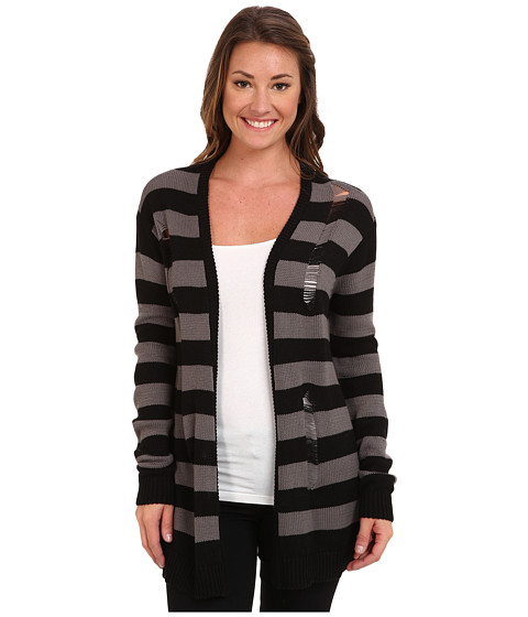 Volcom - Clear Nights Sweater (Charcoal) Women