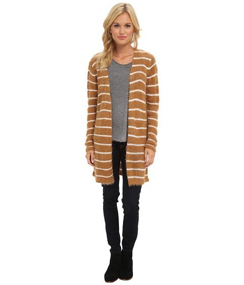 Volcom - The Breeze Sweater (Chestnut Brown) Women