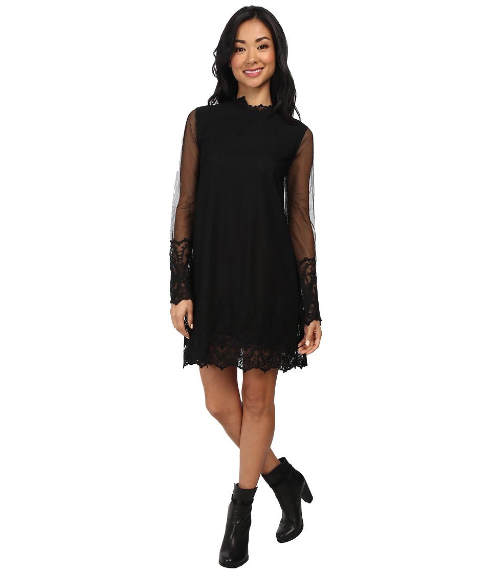 Volcom - Ace Dress (Vintage Black) Women