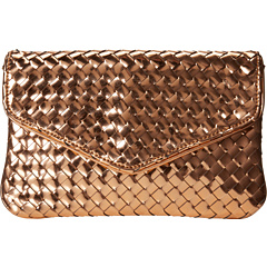 SALE! $27.99 - Save $62 on Deux Lux Sunset Clutch (Rose Gold) Bags and Luggage - 68.90% OFF $90.00