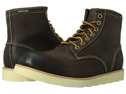 Eastland 1955 Edition - Barron (Dark Brown) Men's Work Lace-up Boots