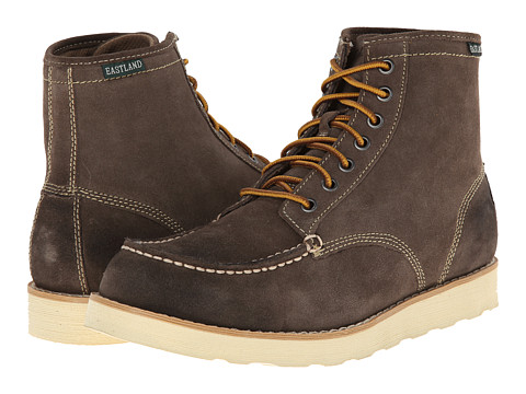 Eastland 1955 Edition - Lumber Up (Olive Suede) Men's Lace-up Boots