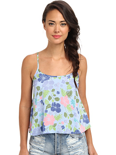 SALE! $17.99 - Save $11 on Lucy Love Printed Capri Cami (Kauai) Apparel - 37.97% OFF $29.00
