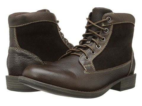 Eastland - Weston (Brown) Men's Lace-up Boots