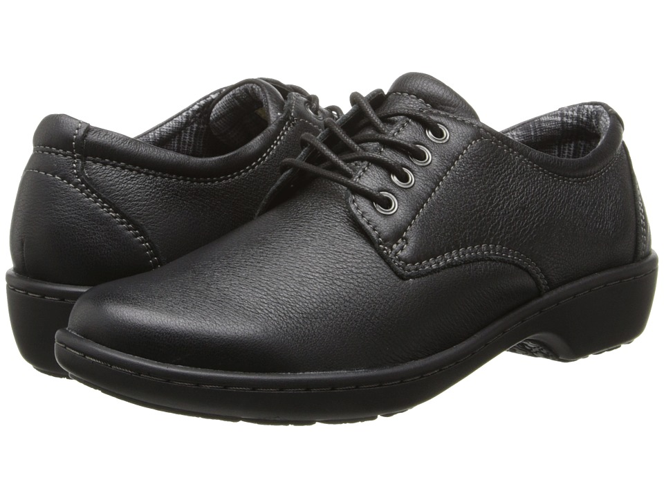 Eastland - Alexis (Black) Women's Lace up casual Shoes